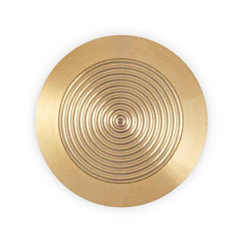 WDBR-FB-TSA Tactile Warning Discrete Brass