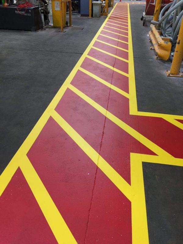 Line Marking