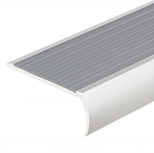 CS3-75X30 Stair Nosing Classic Series 3 Clear with poly