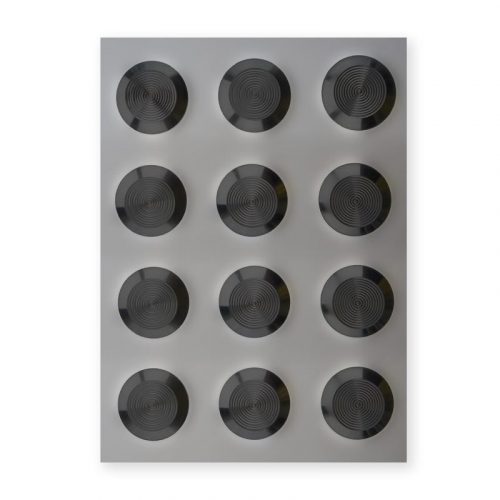 WISS-60x30 Tactile Stainless Steel Mat