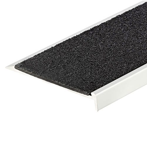 Stair Nosing Dual Series with P5 Fibre-Reinforced Insert