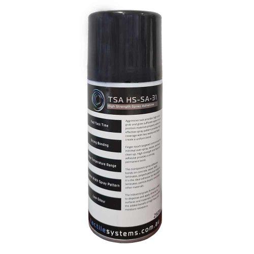 TSA-HS-SA-31 Spray Primer Adhesive