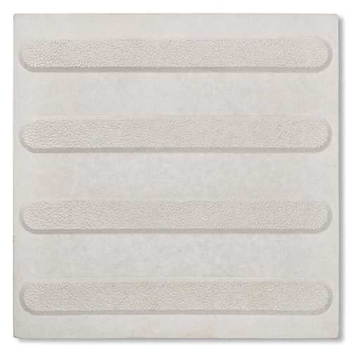 Tactiles Directional Integrated Paver White