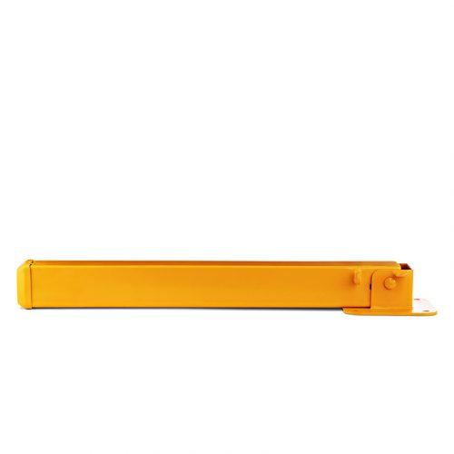 BSP-800-YEL Padlock bollard