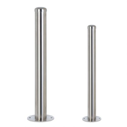 BSM-10-SS Surface Mount Bollards Stainless Steel