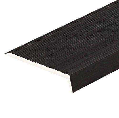 ES1-57X10-BLK Stair Nosing Elite Series Surface Mount