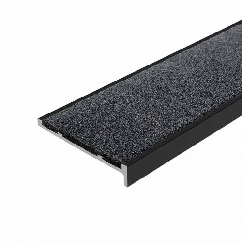 SR2-60X10X5-B-BLK Stair Nosing Select Series 2 Recess