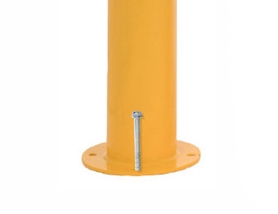 Bollards with Fixing