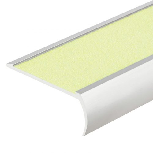 CS3-75X30 Stair Nosing Classic Series 3 Clear with tape