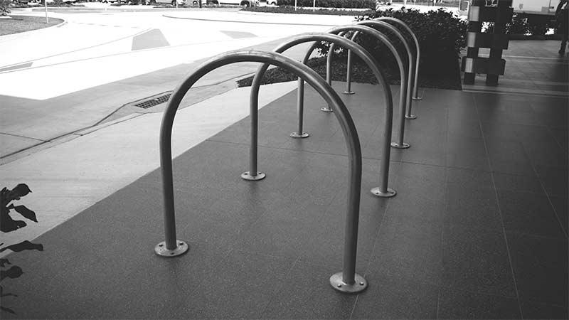 Hoop Bike Rack BRH-S-850