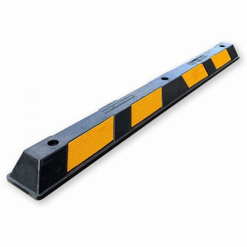 PWS-1650-BY Wheel Stop Rubber Car Park Fixtures