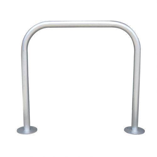 BR-S-G-SM Square bike rack